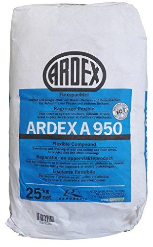 ARDEX A950 - Flexspachtel, grau, 25kg