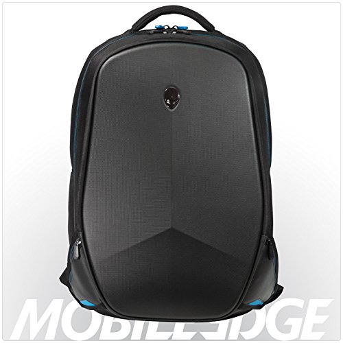 "Alienware 15"" Vindicator 2.0 Gaming Laptop Backpack, Black (AWV15BP-2.0)"