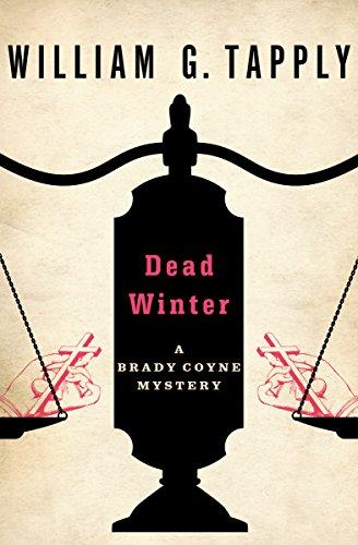 Dead Winter (The Brady Coyne Mysteries Book 8) (English Edition)