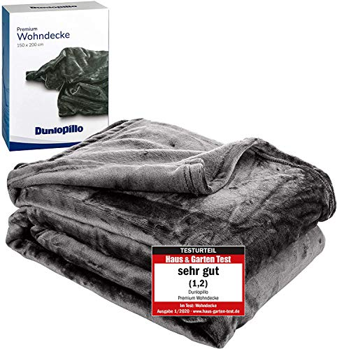 Dunlopillo Premium Wohndecke Bild
