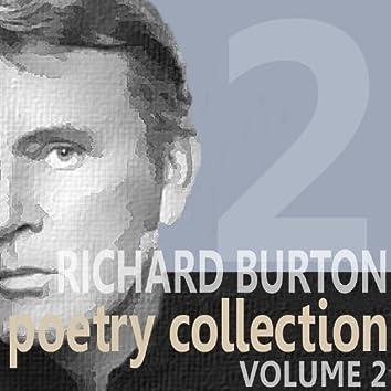 Richard Burton Poetry Collection - Volume 2