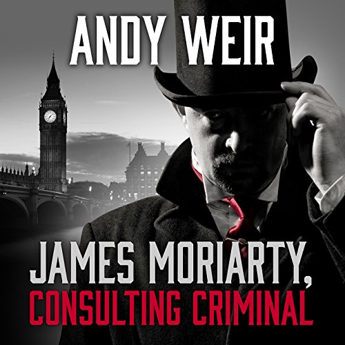 James Moriarty, Consulting Criminal audiobook cover art