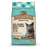 Merrick Purrfect Bistro Grain Free Real Salmon Adult Dry Cat Food, 7 lbs.