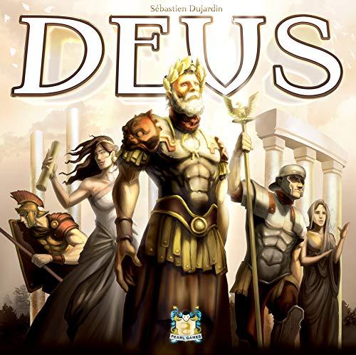 Asterion 8860–Deus, Edizione Italiana
