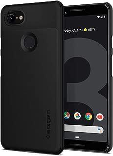Spigen Thin Fit Designed for Google Pixel 3 Case (2018) - Black