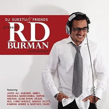DJ Suketu & Friends Present RD Burman Reinvented