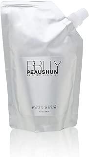 Prtty Peaushun Skin Tight Body Lotion 8 Ounces, Deep Dark