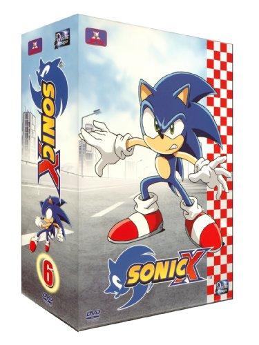 Coffret Sonic X, vol. 6