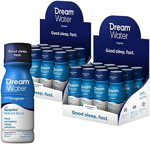 25% off Medicinal Sleep Aids from Dream Water