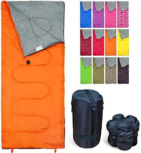 Top 10 Best hiking sleeping bag Reviews