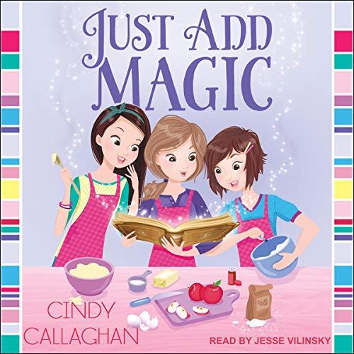Just Add Magic audiobook cover art