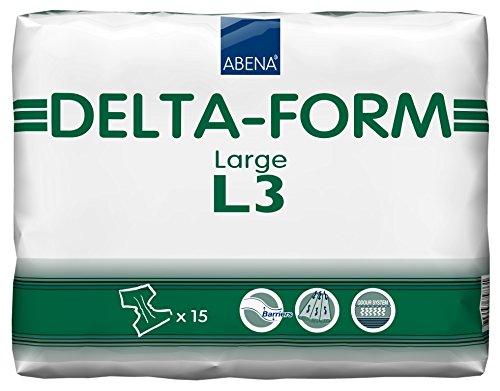ABENA Delta Form L3 - Pañales para...
