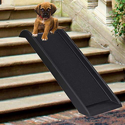 Draagbare honden- / kattenhelling - Pet Ladder met antislip oppervlak, Pet Ramp voor op de auto gemonteerd reis- / thuisbed