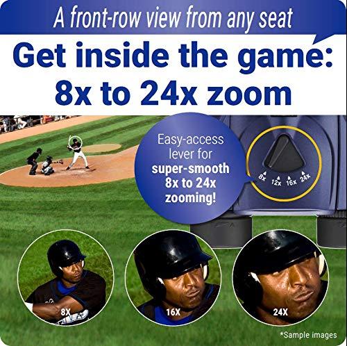 Nikon Binocular's Sportstar Zoom 8-24×25 BLACK, Small