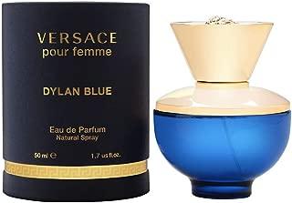 Versace Pour Femme Dylan Blue Eau De Parfum, 50Ml for Women