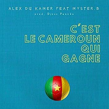 C'est le Cameroun qui gagne