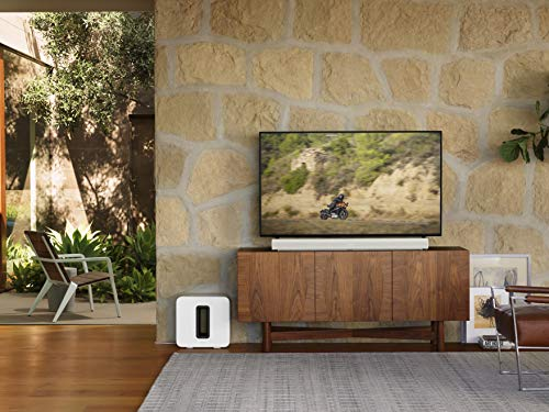 Product Image 4: Sonos Arc – The Premium Smart Soundbar For TV, Movies, Music, Gaming, And More – White