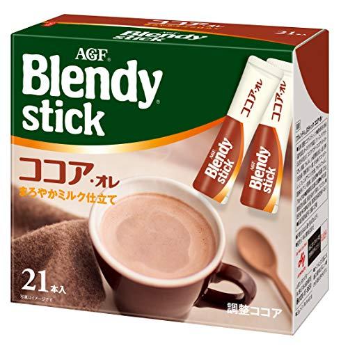 AGF ブレンディ スティック ココアオレ 21本 【 ミルクココア 】