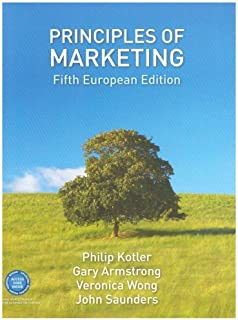 Principles of Marketing by Kotler/Armstrong (2008-08-01)