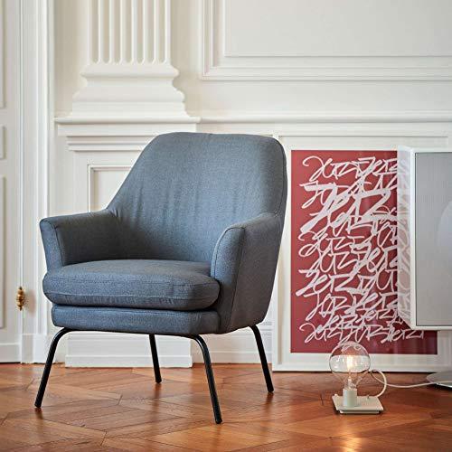 ikarus Grova Lounge Sessel - Dark Grey