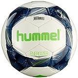 hummel Energizer FB Interior y Exterior - Pelotas de fútbol (Multicolor, Específico, Interior y Exterior, Estampado, 1 Pieza(s))