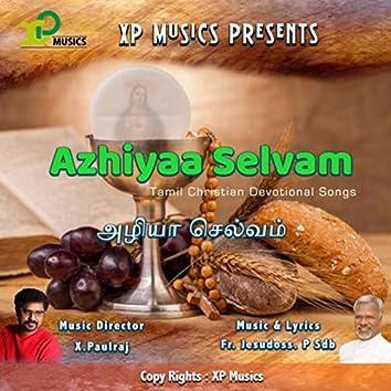 Azhiyaa Selvam