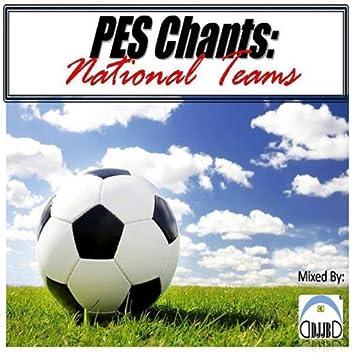 PES Chants: National Teams