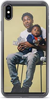iPhone 6/6s Pure Clear Case Cases Cover NBA YoungBoy