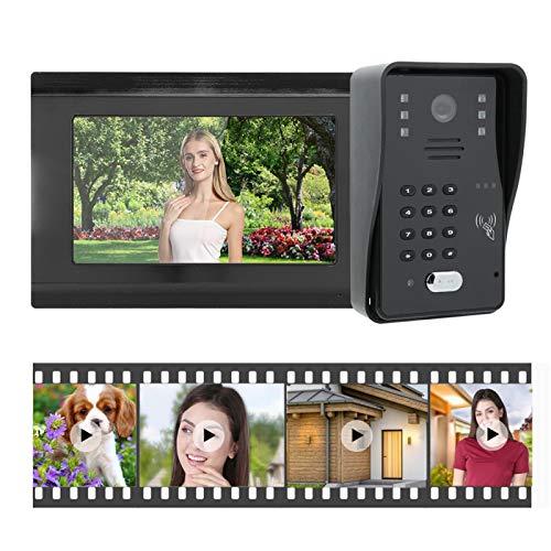 Videoportero Inteligente con 2 monitores, para Oficina(Transl)