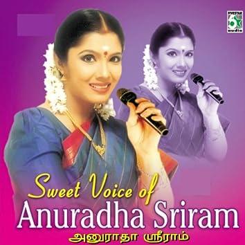 Sweet Voice of Anuradha Sriram