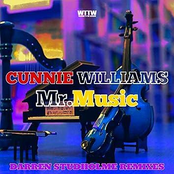 Mr.Music(Darren Studholme Remixes)