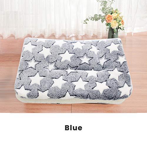 NIBESSER Hundedecke Super Softe Warme und Weiche Decke für Haustier Hundedecke Katzendecke Fleece-Decke/Tier Schlafdeck