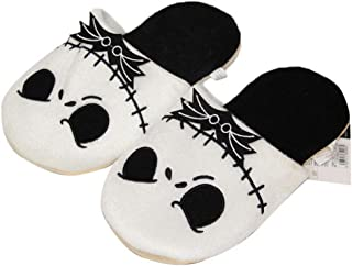 EASTVAPS Chaussures Nightmare Before Christmas Jack Plush Slippers Home Chaussures en Coton