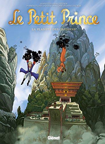 Le Petit Prince - Tome 21 : La Planète des Okidiens