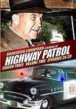 Highway Patrol: Season Three - Volume Two (Episodes 24 - 39) - Amazon.com Exclusive by Broderick Crawford