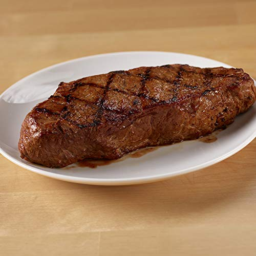 Strip Steaks + Seasoning from the Texas Roadhouse Butcher Shop