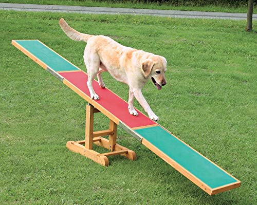 Trixie 3213 Dog Activity Agility Wippe, 300 × 54 × 34 cm
