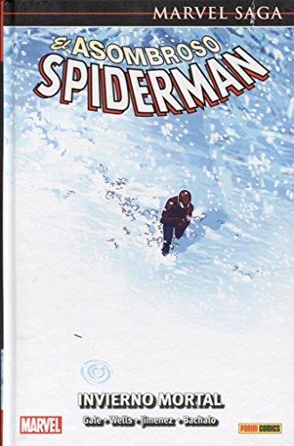 El asombroso Spiderman 15. Invierno mortal (MARVEL SAGA)