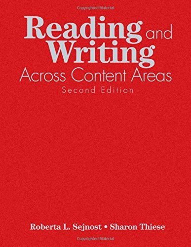 Reading and Writing Across Content Areas (2006-08-14)