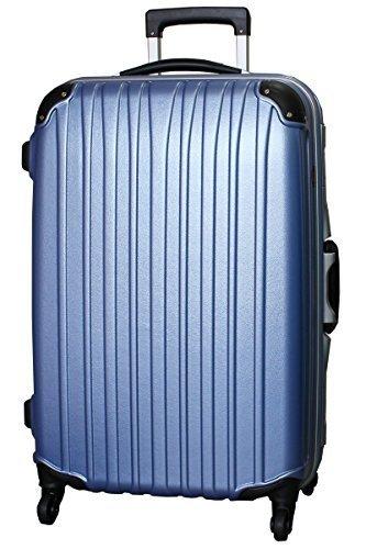 [ビータス] スーツケース ハード 4輪 BH-F1000 保証付 80L 76 cm 6kg エンボスライトブルー