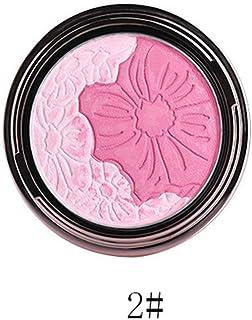 Pentaero Air Cushion Blush Makeup Blush, High-Light Blush Color Trimming Powder Blush, Cosmetics Powder Blush Palette, Perfect for Both Professional Salon Or Personal Use (B)