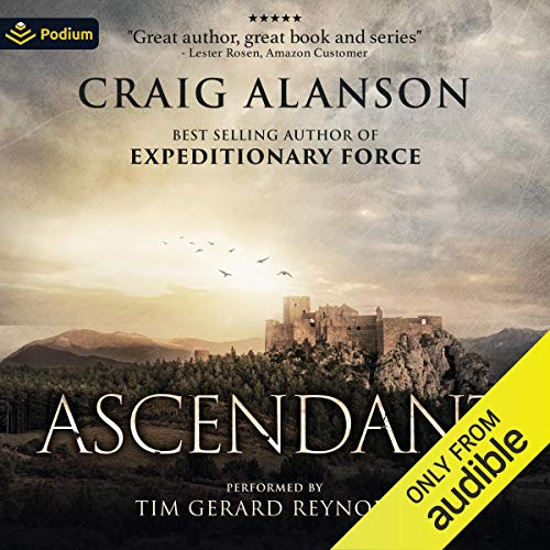 Ascendant: Book 1 cover art