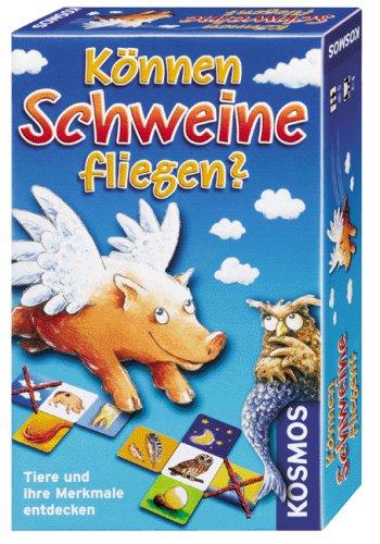 Können Schweine fliegen? (Kinderspiel), Mini-Ausgabe