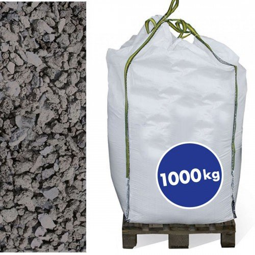 Hamann Lava-Mulch Anthrazit 16-32 mm Big Bag 1000 l
