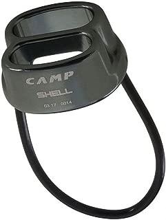CAMP Shell Belay Device - Gun Metal