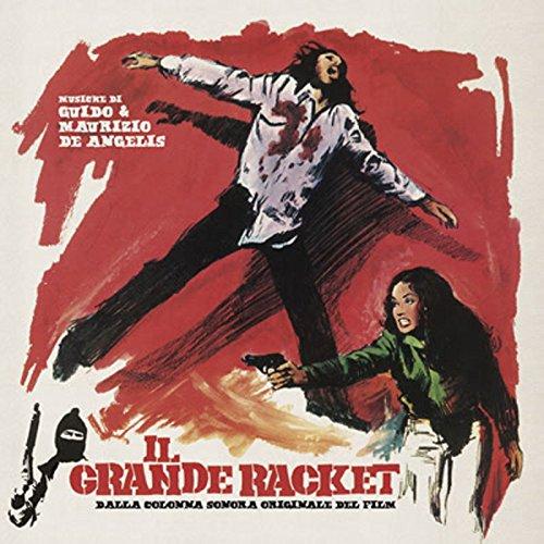 Ost: Il Grande Racket [Vinyl LP]