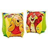 Intex - Manguitos hinchables Winnie The Pooh 23 x 15 cm - 3/6 a (56644)
