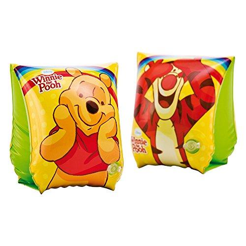Intex The Pooh Braccioli Winnie, Multicolore, 23x15 cm, 56644