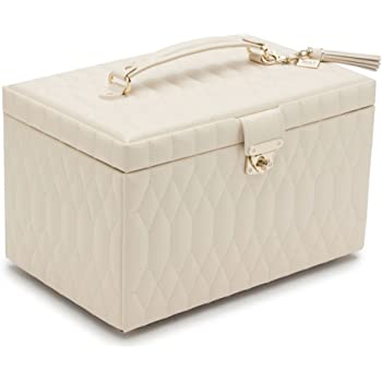 Caroline Large Jewelry Case by Wolf