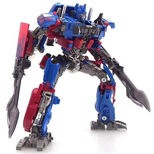 siyushop Transformation Action Figure Spielzeug, Helden Rettungsbots, Verformte LKW-Spielzeug, Roboterspielzeug - Kindertag, Weihnachten Für Kinder